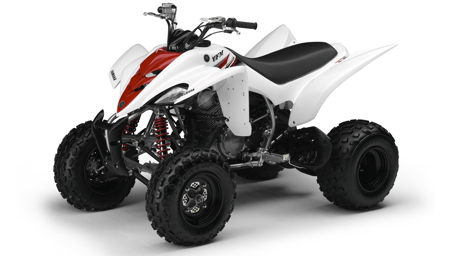 YAMAHA YFM 350 R Raptor  2011 photo 4