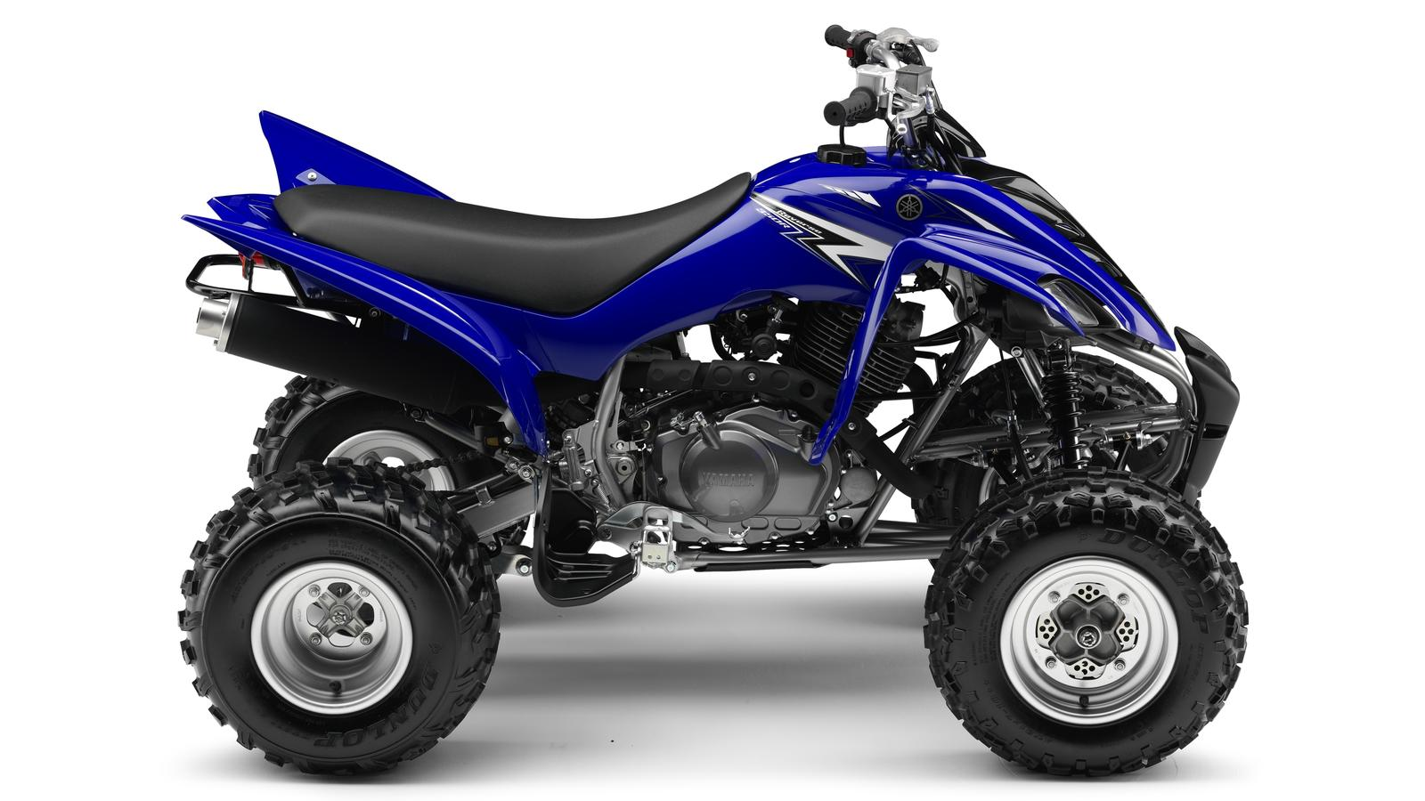 YAMAHA YFM 350 R Raptor  2011 photo 6