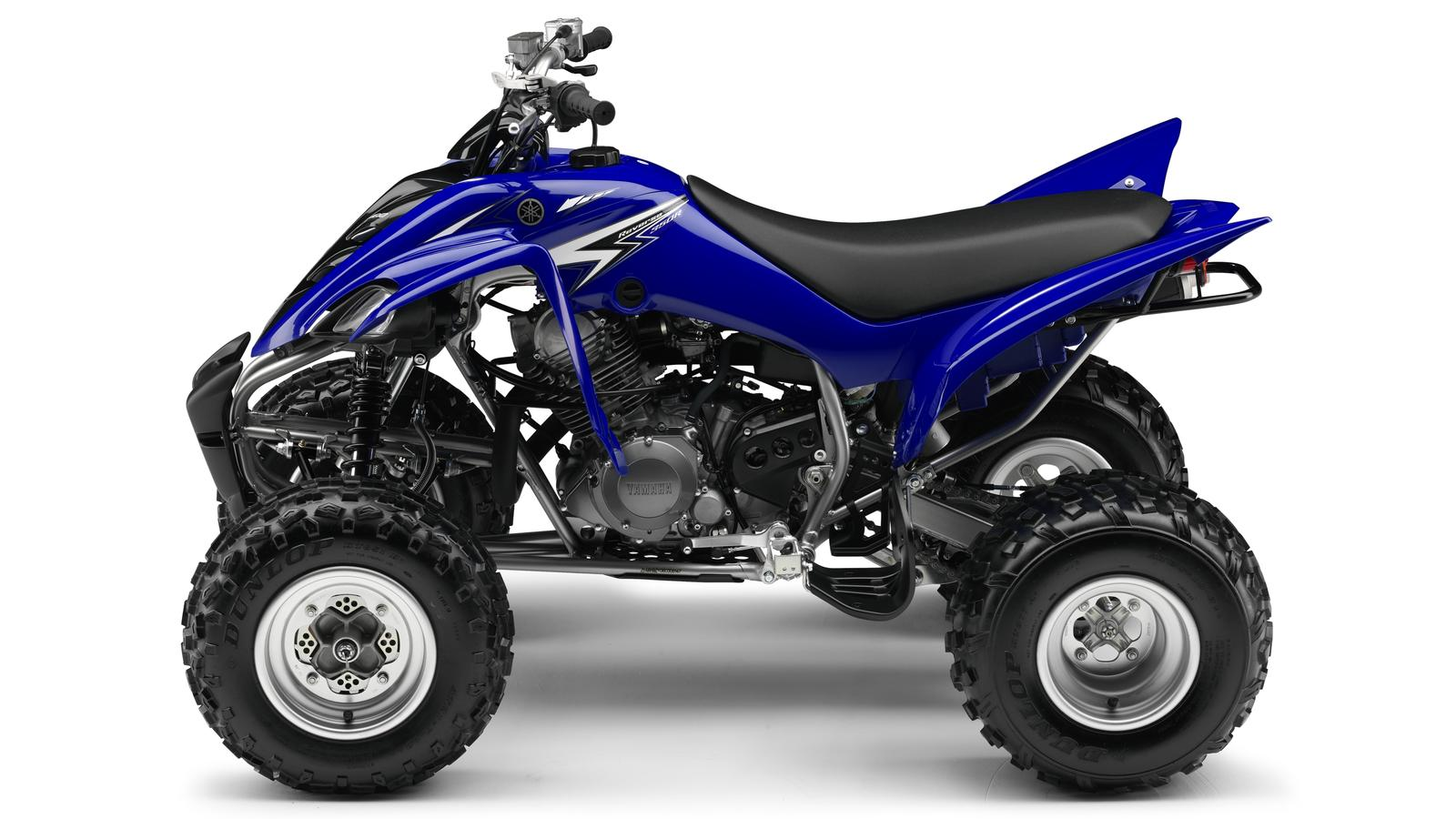 YAMAHA YFM 350 R Raptor  2011 photo 7