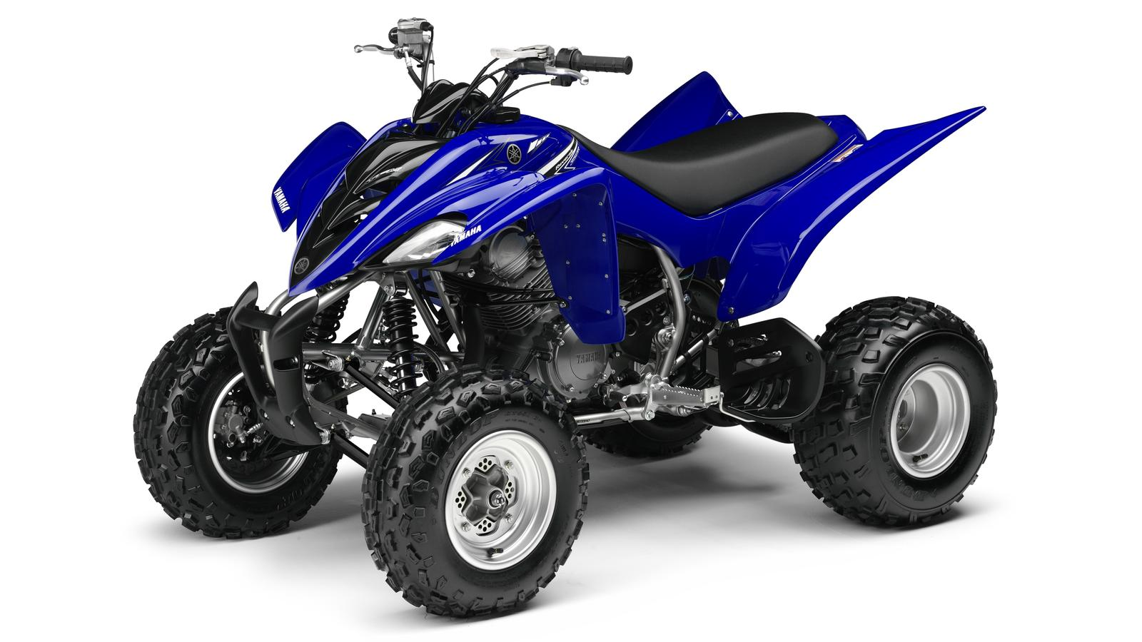 YAMAHA YFM 350 R Raptor  2011 photo 8