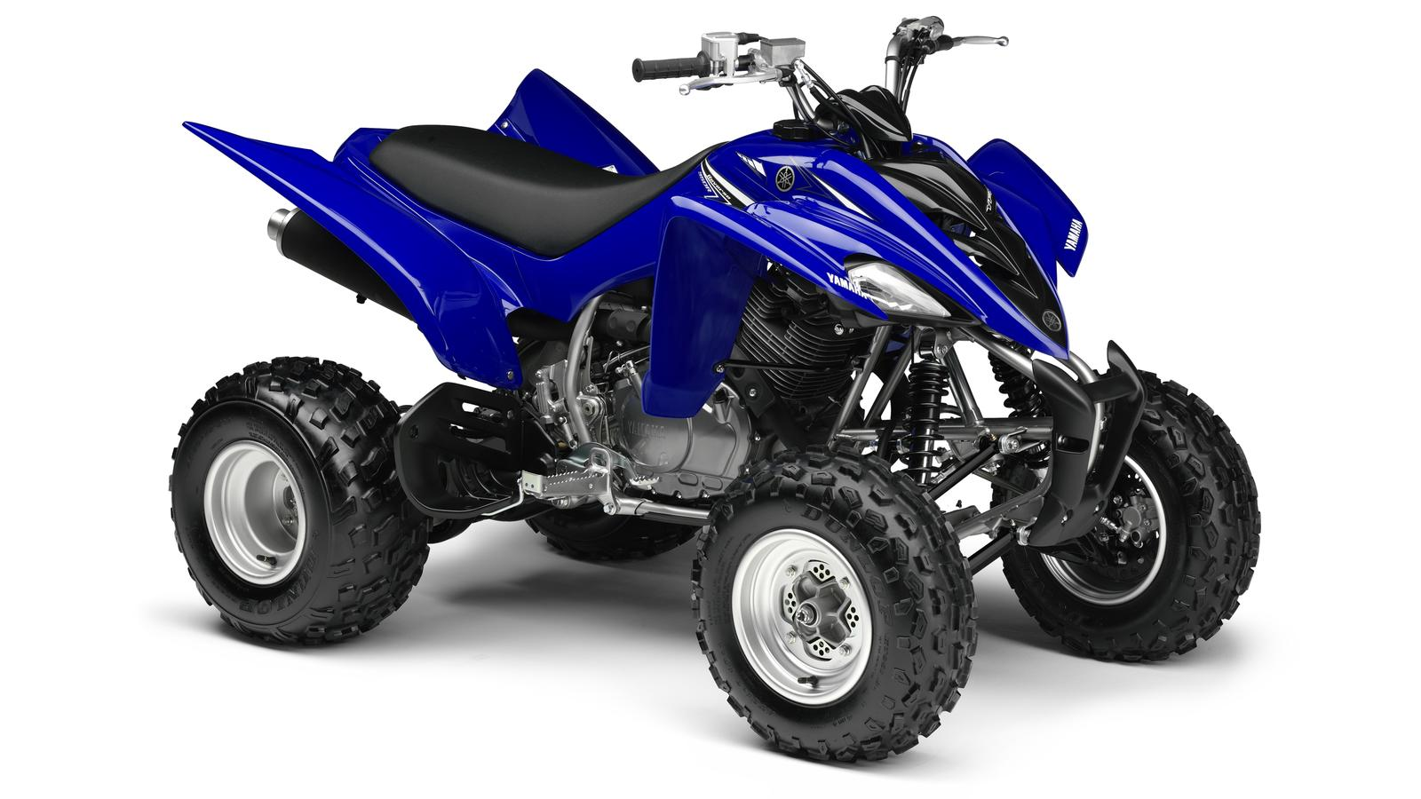 YAMAHA YFM 350 R Raptor  2011 photo 5