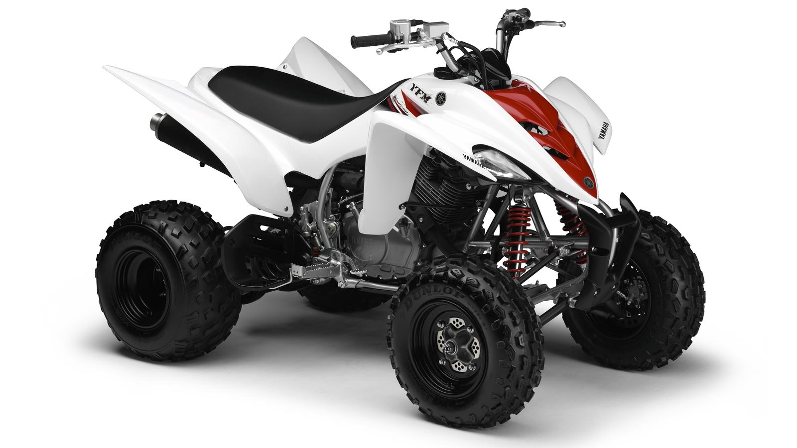 YAMAHA YFM 350 R Raptor  2011 photo 1