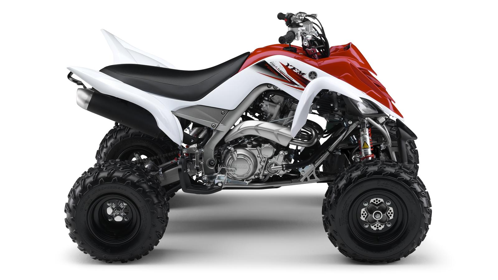 YAMAHA YFM 700 R Raptor  2011 photo 2