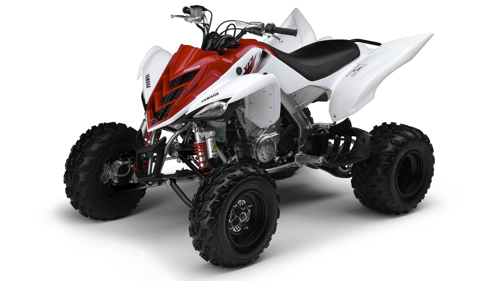 YAMAHA YFM 700 R Raptor  2011 photo 4
