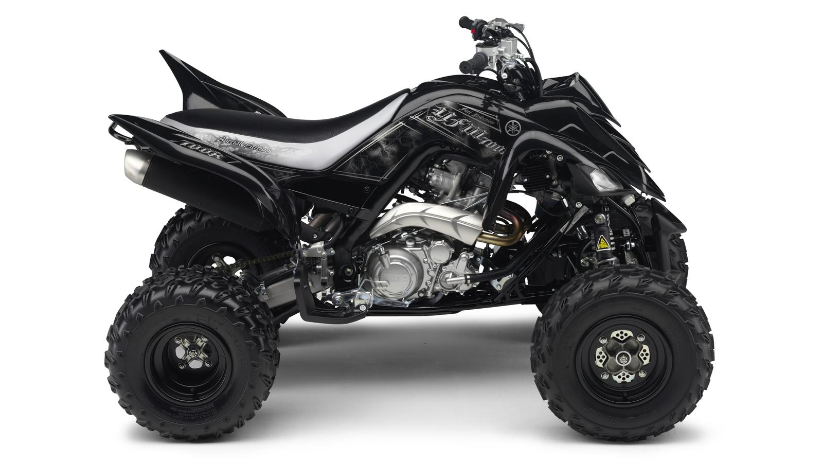 YAMAHA YFM 700 R Raptor  2011 photo 6