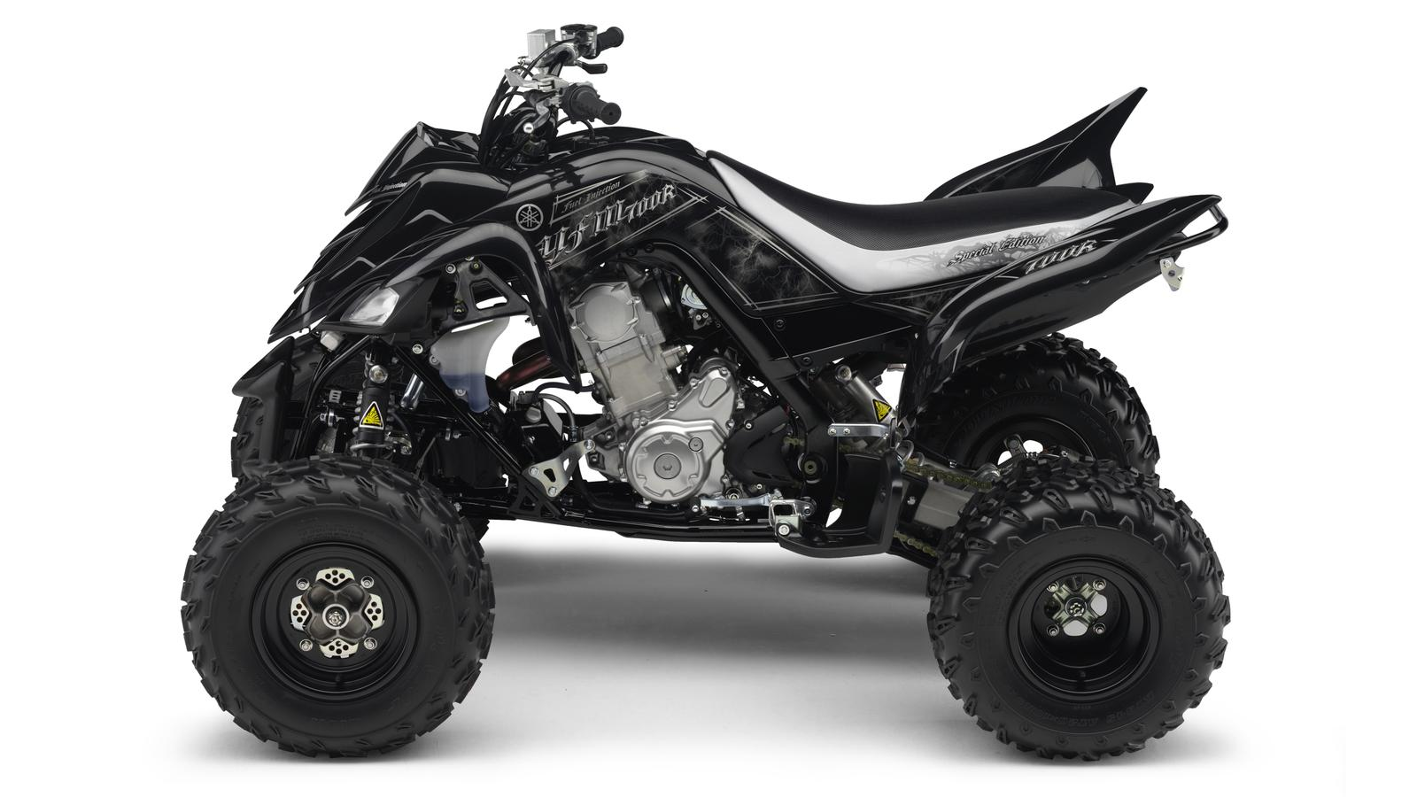 YAMAHA YFM 700 R Raptor  2011 photo 7