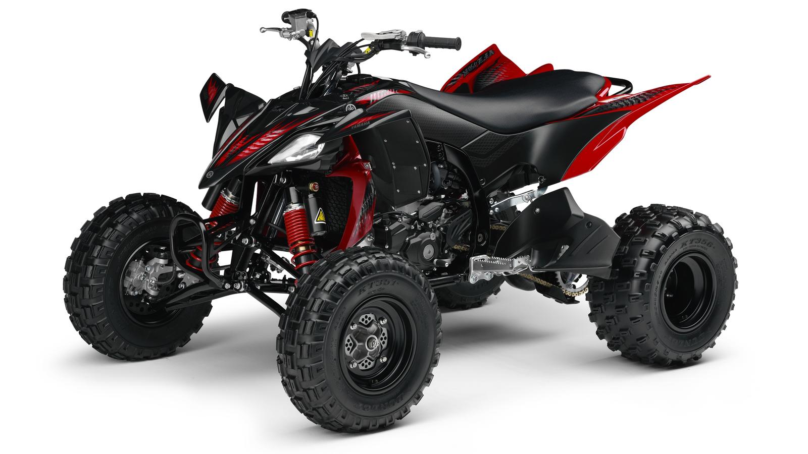 YAMAHA YFZ 450 R 2011 photo 4