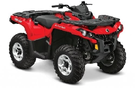 CAN-AM BOMBARDIER Outlander 1000  2012