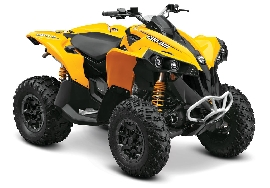 CAN-AM BOMBARDIER Renegade 1000  2012
