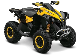 CAN-AM BOMBARDIER Renegade 1000 X xc 2012