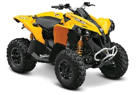 CAN-AM BOMBARDIER Renegade 800 R 2012
