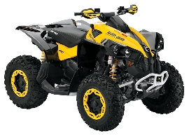 CAN-AM BOMBARDIER Renegade 800 R X xc 2011