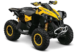CAN-AM BOMBARDIER Renegade 800 R X xc 2012