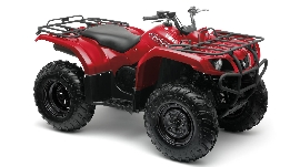 YAMAHA Grizzly 350 4x4 2011