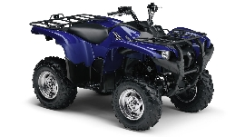 YAMAHA Grizzly 550  2011