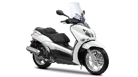 YAMAHA X-City 125  2011