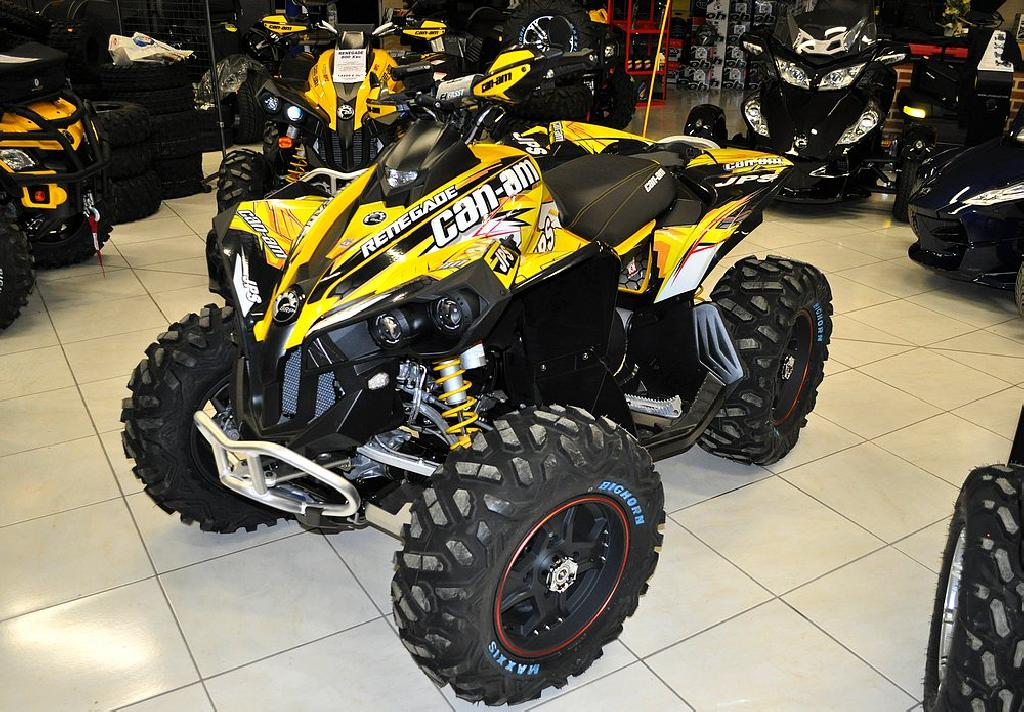 quad can am naves