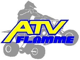 Concessionnaire / Garage / Magasin Moto, Scooter, Quad, Buggy / SSV ATV FLAMME à BEUVRAGES