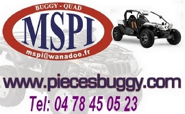 Concessionnaire / Garage / Magasin Moto, Scooter, Quad, Buggy / SSV MSPI à MESSIMY