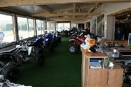 Concessionnaire / Garage / Magasin Moto, Scooter, Quad, Buggy / SSV bailly loisirs à bailly en riviere
