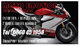 Concessionnaire / Garage / Magasin Moto, Scooter, Quad, Buggy / SSV B.F MOTO EMOTION à PIGNANS