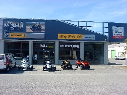 Concessionnaire / Garage / Magasin Moto, Scooter, Quad, Buggy / SSV CITY BIKE 38 à ECHIROLLES
