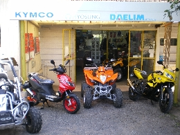 Concessionnaire / Garage / Magasin Moto, Scooter, Quad, Buggy / SSV AJF MOTOSIDE à SAINT DIE