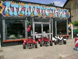 Concessionnaire / Garage / Magasin Moto, Scooter, Quad, Buggy / SSV atlantic trike  à beaumont